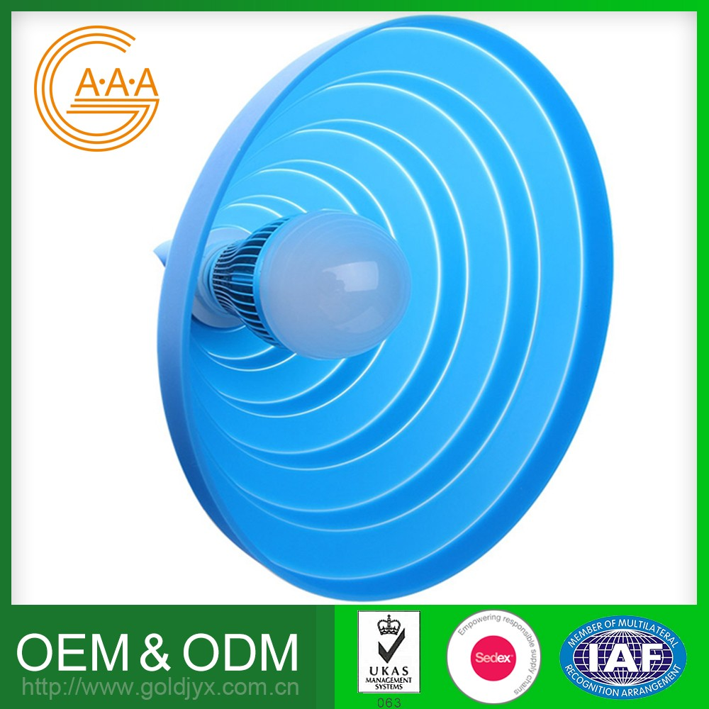 Wholesale Customized Oem Silicone Folding Light Cover Non-Toxic Lamp Covers &Shades