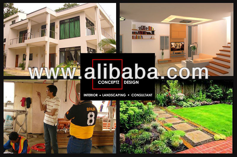 Interior Design, Landscaping and Consultantcy by Conceptz Design