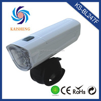5 LED bicycle head light, Super Bright Bike LED Light
