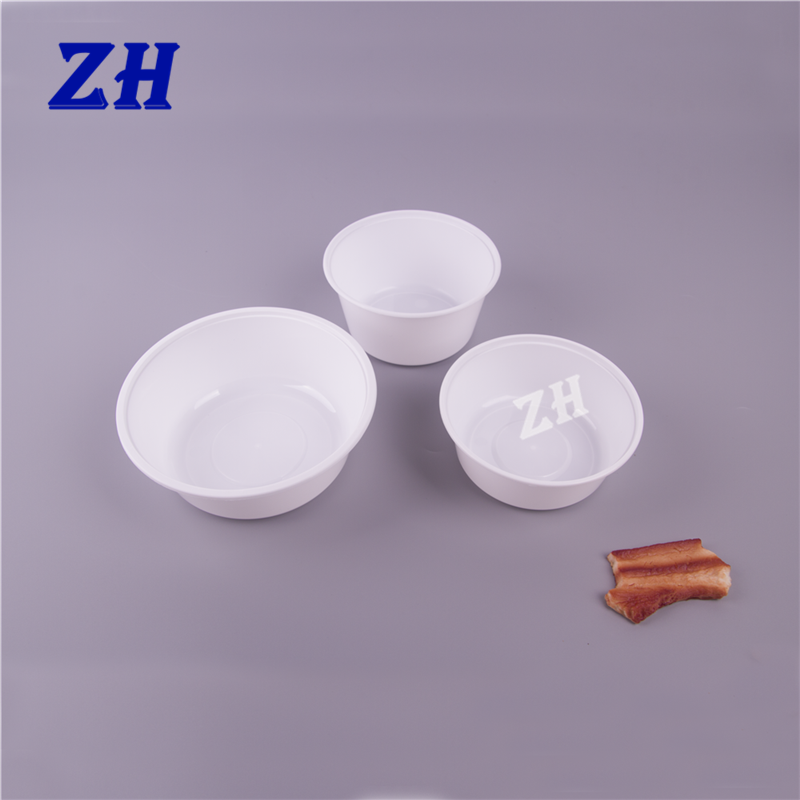 widely used disposable plastic catering take away noodle box