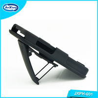 Classic style belt clip holster plastic cover for Blackberry Q5 for R10