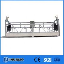 China modular temporary suspended platform/gondola/swing stage/suspended scaffold