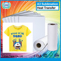 Wholesale best quality a4 dark paper heat T-shirt printing transfer paper