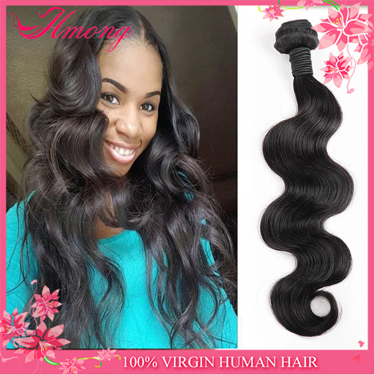 100% natural color virgin indian hair, remy human hair weave packs indian remy hair, indian body wave hair extension