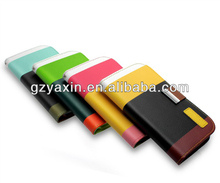 2014 cheap colorful wallet leather case for galaxy s4 i9500 ,leather back cover for samsung galaxy s4