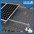 UL certified home solar systems stand off hook with aluminum flushing