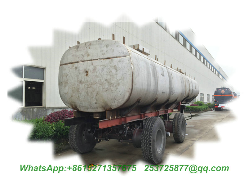 Emulsion  Ammonium nitrate semitrailer 27.3cbm UN2426 (NH4NO3)Liquid Insulated Tank ,Truck Trailer Whatsp:8615271357675
