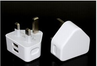dual usb ports uk charger