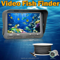 2016 Top Quality 4.3 inch monitor 30M cable and 6 RI LED Underwater vision fishing tackle