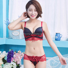 Latest Fashion New sexy girls small panty hot girl bra and panty