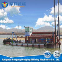 18 inch hydraulic cutter suction dredger sale,sand dredge