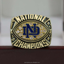 Real one Custom replica colleague football 1988 Notre Dame Fighting Irish National Championship ring