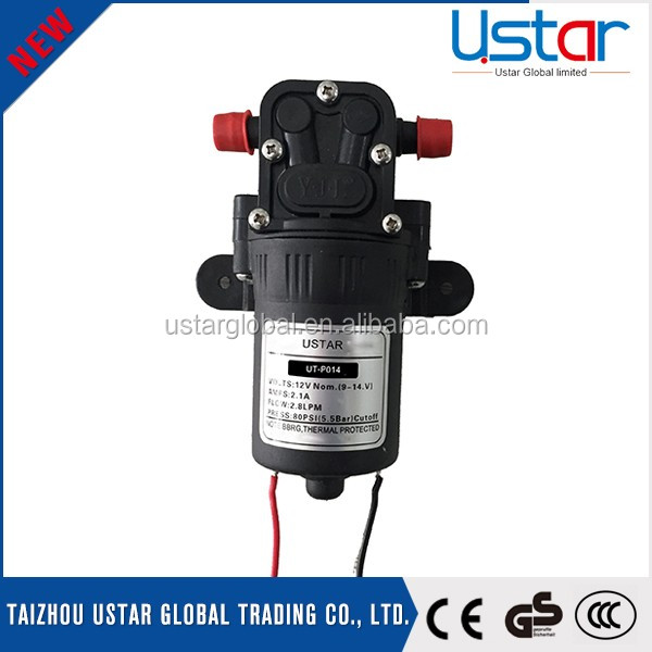 Knapsack sprayer water pumps for irrigation