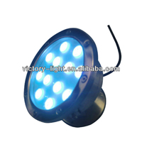 Wholesale IP68 RGB LED Underwater Light 12w 18w 36w Fountain Led Swimming Pool Light