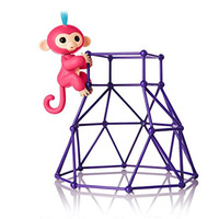 Finger Monkey Baby Fingerling Interactive Toy