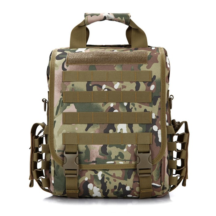 2017 New Military Backpack Laptop bags