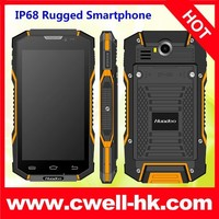 Dual sim NFC IP68 waterproof rugged smartphone huadoo V4 download free mobile games