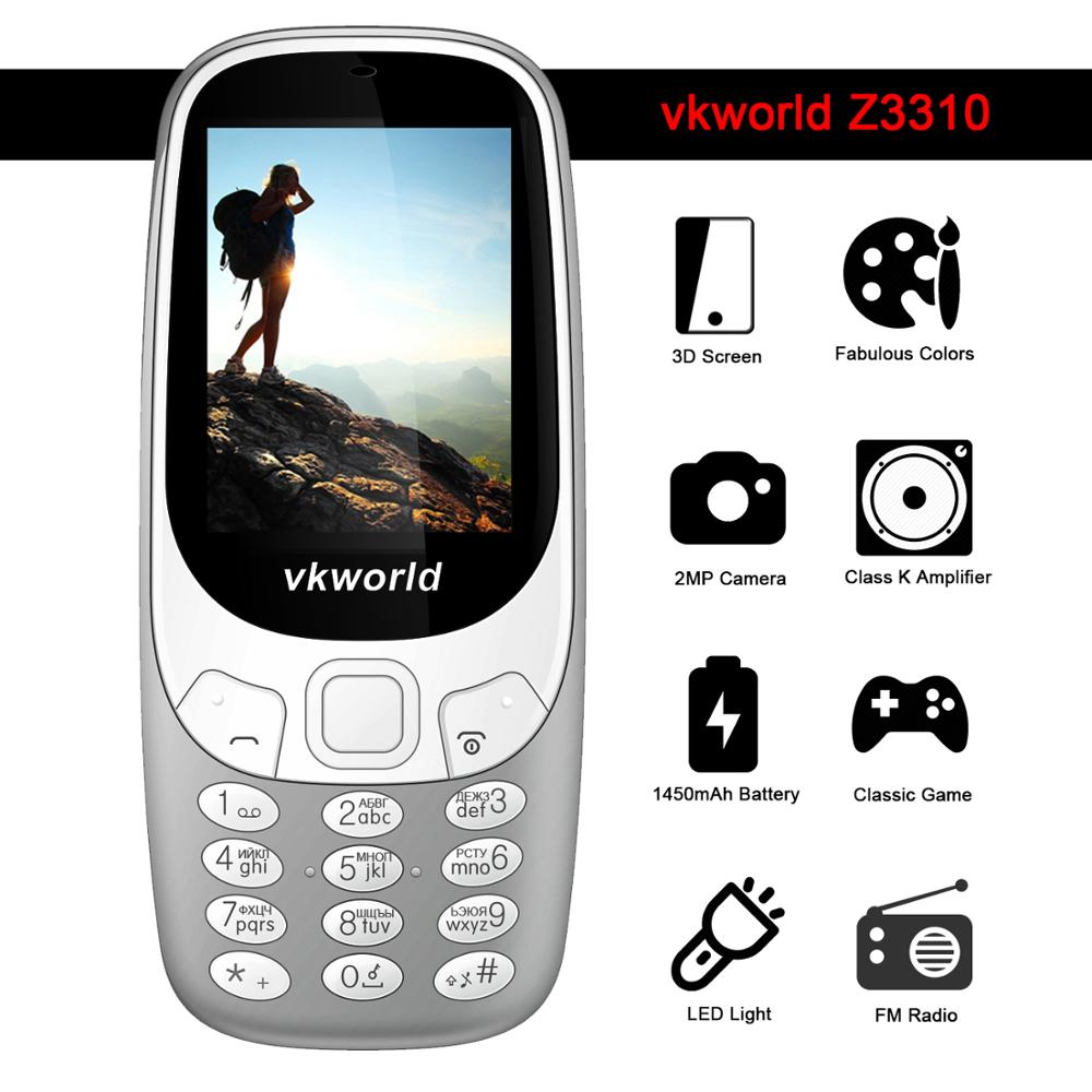 Warm Praise Amazing LCD 2.4inch Touch Screen Cheap Cell Phone Mobile 3310 Black Market Mobile Phone 1450mAh