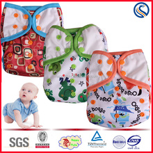 Happyflute baby reusable waterproof diaper covers
