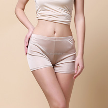 100%silk Brief Lingeries Ladies Panties Sexy <strong>Underwear</strong> Women Nude
