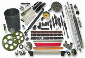 Spinning Machine Parts