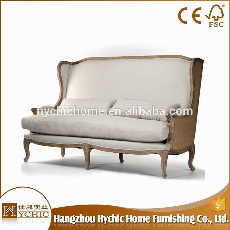 Living Room two seat sex chair wooden sofa