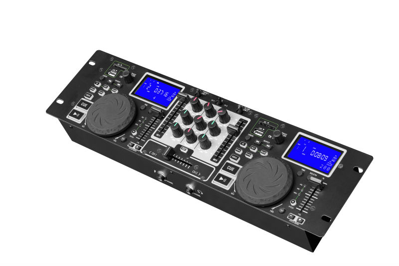 DSP effect mp3 dj player MSD-5 professional sd card /USB/mixer player