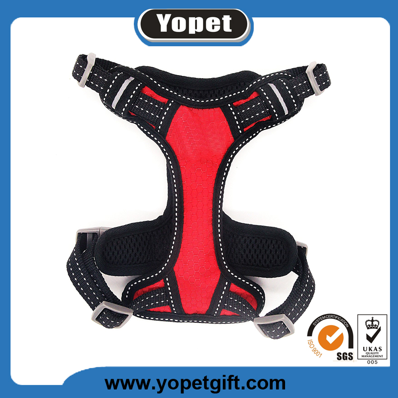 Wholesale High Quality Fashion Pet Supplies For Dog New Style Custom Full Body Dog Harness ,Manufacturer China