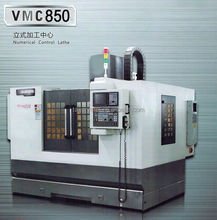 Specification of vertical milling machine CNC machining center VMC-850L