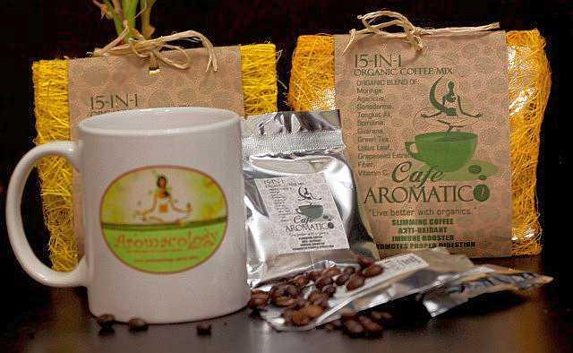 15 in 1 Cafe Aromatico