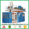 HDPE plastic bottle making Blow Moulding Machine extrusion blow molding