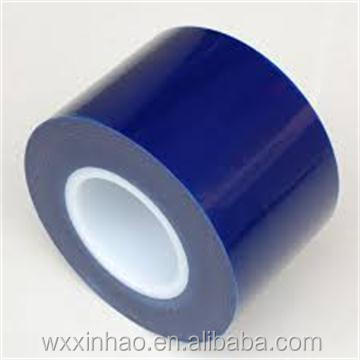 Polyethylene hot blue plastic film made in China