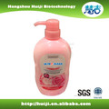 Milk whitening Bath Shower gel with OEM service