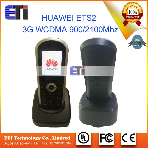 Huawei Unlocked Cordless Handset ETS2 3G Wcdma 900/2100Mhz FWP Fixed Wireless Telephone