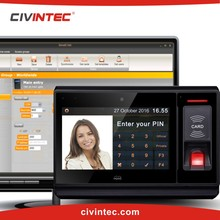 Multi-language easy-to-use web-based access control management software with customization