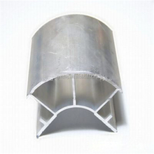 Colored Powder Coated Building and Furniture 6061 6063 Extruded Aluminum Profile for furniture usages