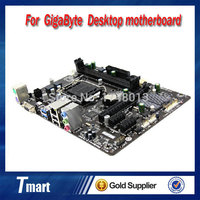100% original motherboard for gigabyte GA-H81M-S1 LGA 1150 DDR3 H81M-S1 16GB desktop motherboard