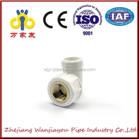 High Quality PN25 Pressure Casting white PPR Pipe Fittings