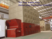 Coal fired Thermal Oil Heater- New