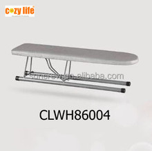 Factory supply the best price of portable folding mini sleeve wooden ironing board