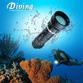 Rechargeable 120 wide angle scuba dive underwater video torch light