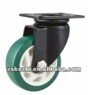 2012 kezhi new type -med heavy duty industrial caster