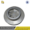 China custom precision casting stainless steel impeller