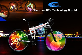 416 led bike light led rechargeable night light use for cycling