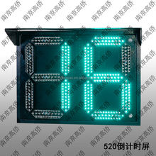 Professional Manufacture led traffic light timer countdown timer