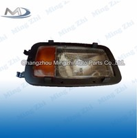truck lamp,head lamp for truck,Mercedes Benz HEAD LAMP 6418200861/6418200961 E mark