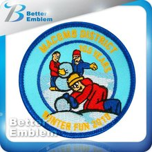 Embroidery Good Sports Patches