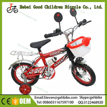 Mini children bike for sale / wholesale hot sale walking bike 12 Inch stickers spiderman kids bicycle bike