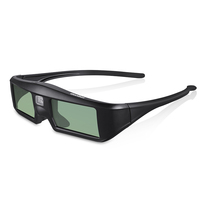 High quality rechargeable cheap bulk active optoma dlp 3d glasses