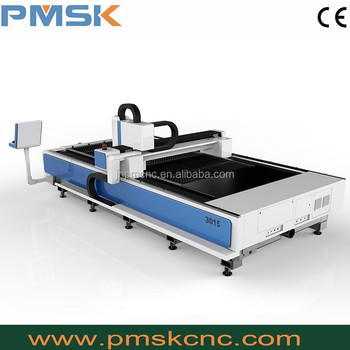 3 years warranty metal fiber laser cutter machine manufacturer for stainless steel